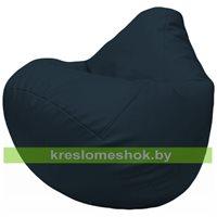 Бескаркасное кресло-мешок Груша Г2.3-15 синий