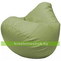 Бескаркасное кресло-мешок Груша Г2.3-19 оливковый