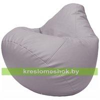 Бескаркасное кресло-мешок Груша Г2.3-25  сиреневый