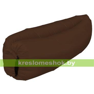 Диван-шезлонг Аэрогамак Д1-04 (коричневый)