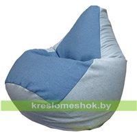 Кресло-мешок Груша Джинс-2