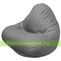 Кресло мешок RELAX серый