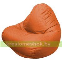 Кресло мешок RELAX оранжевый