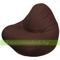 Кресло мешок RELAX коричневый