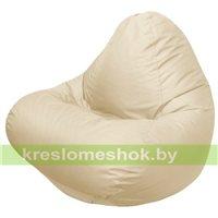 Кресло мешок RELAX слоновая кость
