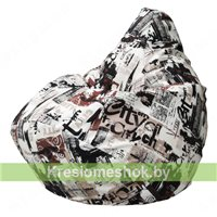 Кресло-мешок Груша City Г2.5-133