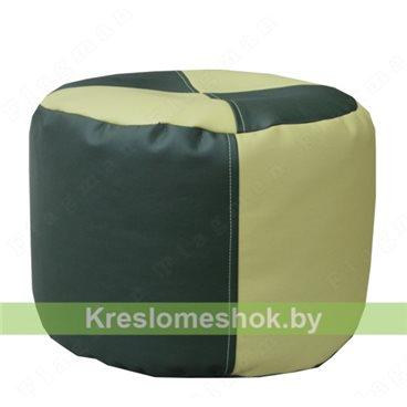 Кресло мешок пуфик зелёный/салатовый