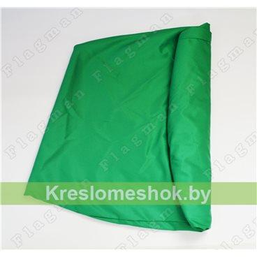 Чехол для кресла мешка груши зелёный Ч2.7-07 (грета)