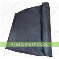Чехол для кресла мешка груши тёмно-серый Ч2.7-12 (грета)