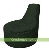 Кресло мешок Трон Т1.1-09(тем.зеленый)