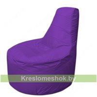Кресло мешок Трон Т1.1-18(фиолетовый)