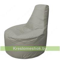 Кресло мешок Трон Т1.1-22(серый)
