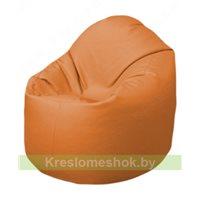 Кресло-мешок Браво Б1.3- F20 (оранжевый)