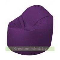 Кресло-мешок Браво Б1.3- F32 (фиолетовый)