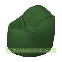 Кресло-мешок Браво Б1.3- F77 (тёмно-зелёный)