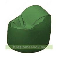 Кресло-мешок Браво Б1.3-N76N77 (зеленый, тёмно-зелёный)