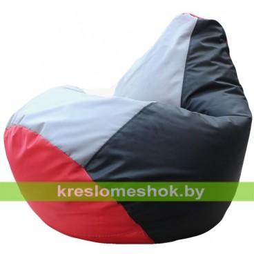 Кресло мешок Груша Ватрушка (разноцветное)