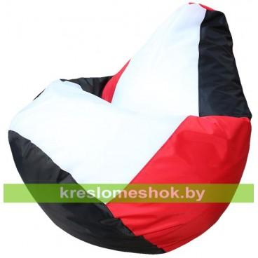 Кресло мешок Груша Берлин (разноцветное)