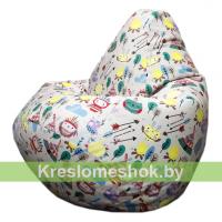 Кресло-мешок Груша Вождь