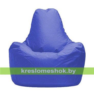 Кресло мешок Спортинг синее