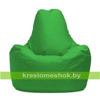 Кресло мешок Спортинг зеленое