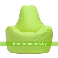 Кресло мешок Спортинг салатовое