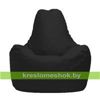 Кресло мешок Спортинг черное