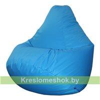Кресло мешок Груша Голубой Г2.7-29