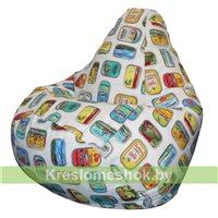 Кресло-мешок Груша Г2.4-134 Ларедо