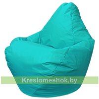 Кресло мешок Груша Мини Г0.2-13 (Бирюзовый)