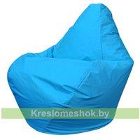 Кресло мешок Груша Мини Г0.2-14 (Голубой)