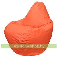 Кресло мешок Груша Мини Г0.1-10 (Оранжевый)