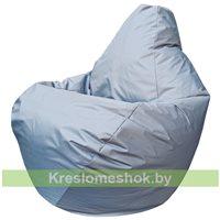 Кресло-мешок Груша Мини Г0.1-12 (Серый)