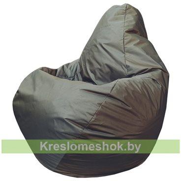 Кресло-мешок Груша Мини Г0.2-04 (Оливковый тёмный)