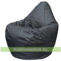 Кресло-мешок Груша Мини чёрный