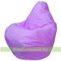 Кресло-мешок Груша Мини Г0.2-11 (Сиреневый)
