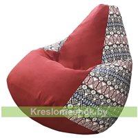 Кресло-мешок Груша Verona+Гобелен