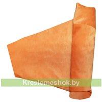Чехол для кресла мешка груши Оранжевый Ч2.5-21 (велюр)