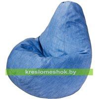 Кресло-мешок Груша Джинс