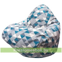 Кресло-мешок RELAX ZigZag Blooks 102