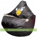 Кресло мешок Черная Птичка