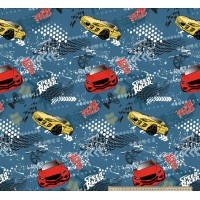 Велюр Racer-01